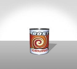 GRUND ROSU OXID 1KG