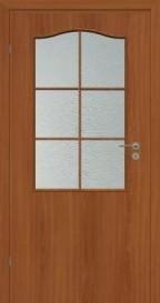 USA PORTA DOORS MAR GRILA 2/3 - 70 CM - STANGA + TOC