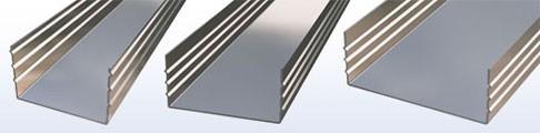 Profil gips carton UW75 3m