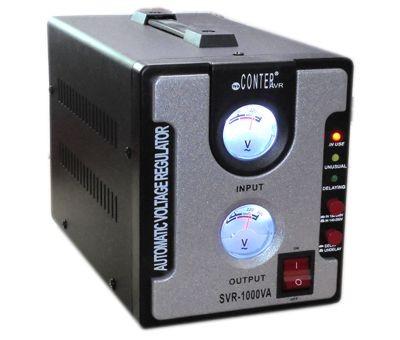 Stabilizator monofazic de tensiune SVR-1000 AVR