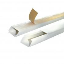 PAT CABLU DIN PVC 16mm x 16mm CU ADEZIV