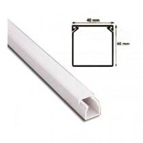PAT CABLU DIN PVC 40mm x 40mm