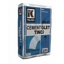 TINCI CEMENT GLET 25 kg - ITAL KOL