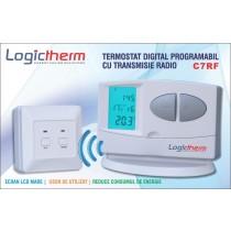CRONOTERMOSTAT ELECTRONIC DIGITAL LOGICTHERM CU UNDE RADIO C7RF