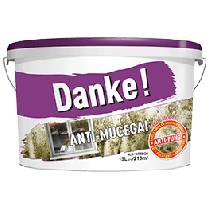 DANKE ANTI-FUNGI 8.5L INTERIOR