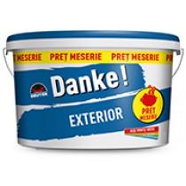 VOPSEA LAVABILA DANKE ALBASTRU EXTERIOR 8,5 L