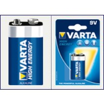 BATERIE VARTA HIGH ENERGY 9V BLOCK 4922