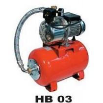 HIDROFOR CU POMPA DE SUPRAFATA H50BRA03-100