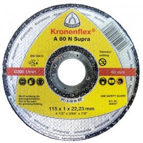 DISC DEBITARE METAL 125*1*22 A60 EXTRA