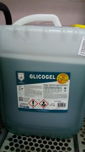 ANTIGEL CENTRALE 20 KG CONCENTRAT GLICOGEL