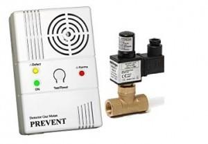 ECHIPAMENT DE PROTECTIE PENTRU GAZ 1'' P2000M Prevent